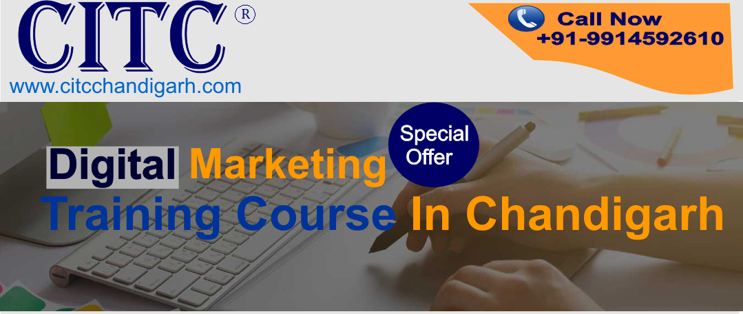 Digital Marketing Course with CITC