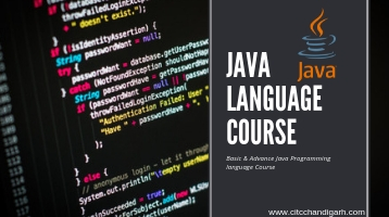 What is java programming language