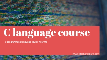 C language classes near me