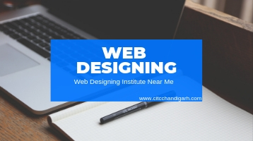 Web Designing institute near me