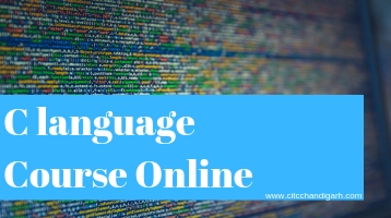 C programming course online