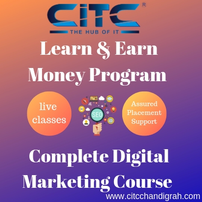 Learn and Earn Money Course || Complete Digital Marketing